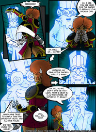 """The Sword of Truth"" Page 4"