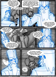 """The Sword of Truth"" Page 9"